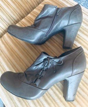 Graceland Scarpa Mary Jane grigio scuro