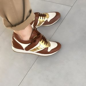 Damen Schuhe Sneaker von Patrizia Dini neuwertig 35