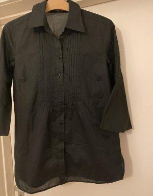 Frank Walder Cuello de blusa negro