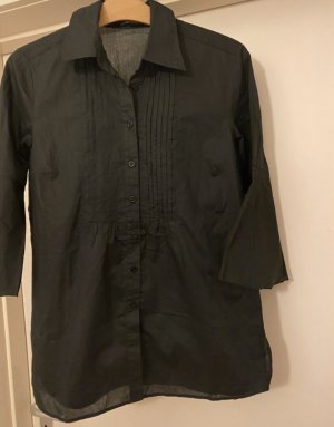 Frank Walder Colletto camicia nero
