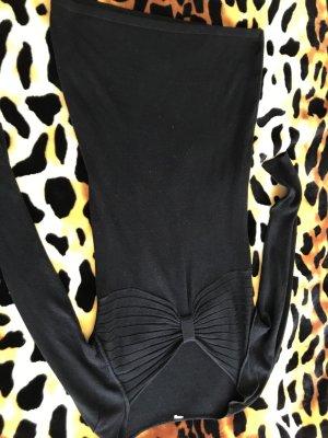 Damen Schwarze Kleid Gr. M