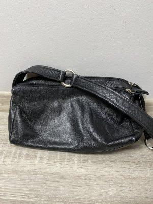 damen schwarze schulter tasche gebraucht vintage