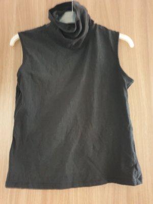 Kenvelo Top à col roulé noir