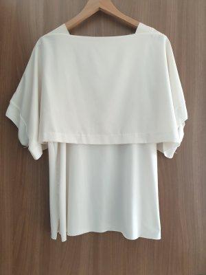 Zara Long Shirt natural white