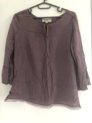 Multiblu Camicia a tunica grigio-lilla-malva