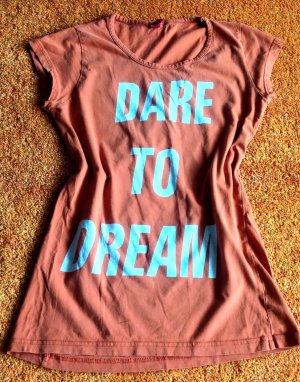 Damen Shirt Sommer leicht Gr.XS in Ziegel von Vero Moda