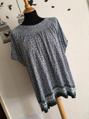 Infinity Oversized shirt veelkleurig