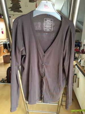 Cecil Shirt Jacket dark brown