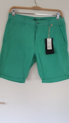 Blend Denim Shorts mint