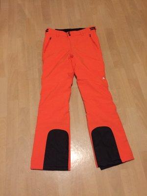 Hot Stuff Pantalón de esquí naranja-negro