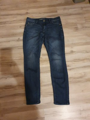 C&A Jeans skinny bleu foncé