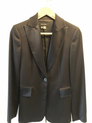 Zara Woman Tailcoat Suit black