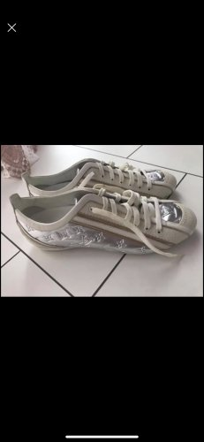 2026 Sneakers met veters wit