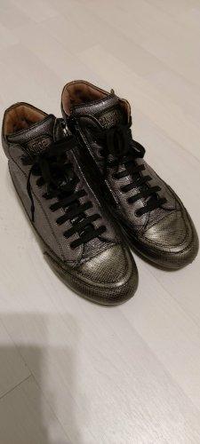 Candice Cooper Basket à lacet argenté-gris
