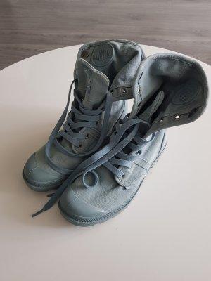 Damen Sneaker Graublau Größe 39 von Palladium