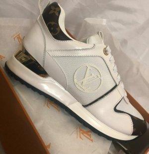 Louis Vuitton Sneaker alta bianco Finta pelle