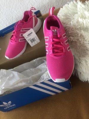Damen Sommer Laufschuhe 37,5 37 1/3 hot pink magenta ZX flux Adv