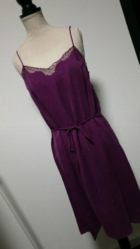 Comptoir des Cotonniers Pinafore dress purple-dark violet