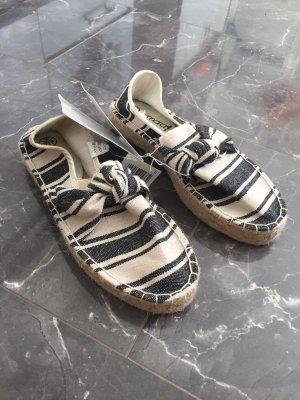 Esmara Espadrille Sandals natural white-black