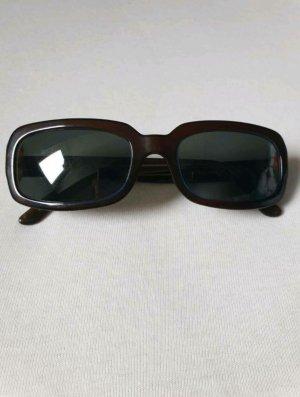 Vogue Angular Shaped Sunglasses brown