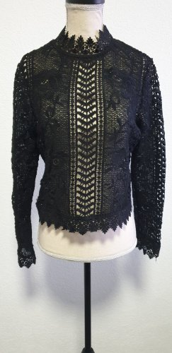 Glamaker Lace Blouse black