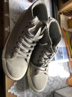 siehe Foto Zapatos de patinador verde grisáceo