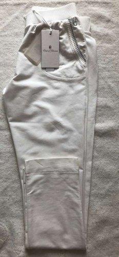 Conte of Florence Pantalon de sport blanc