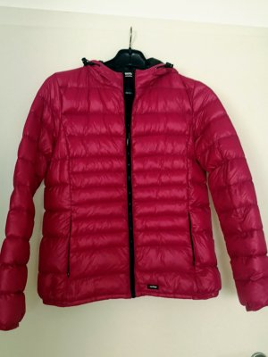 Active USA Quilted Jacket magenta