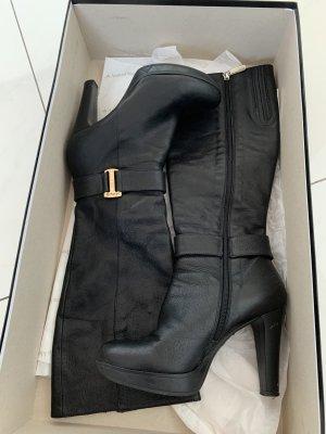 Andrea Morelli Laarzen met hoge hakken zwart