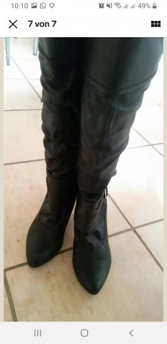 C&A High Heel Boots black