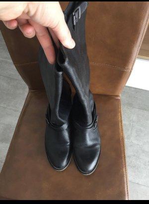 Tommy Hilfiger Denim Riding Boots black