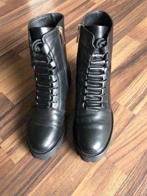 Damen Stiefel BASCONI Winter Boots Warm Schnürstiefel Gefütterte Schuhe Basconi Gr.39