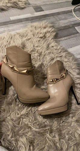 2Two Spitse pumps brons-beige