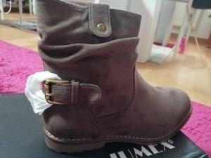 Jumex Chelsea Boot brun foncé