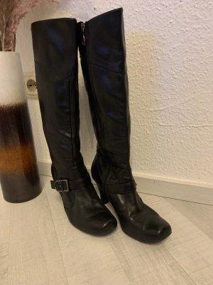 Esprit Bottes stretch noir
