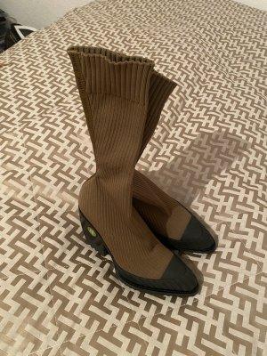 Damen Stiefel Gr.39,5 NEU UVP 850 Euro