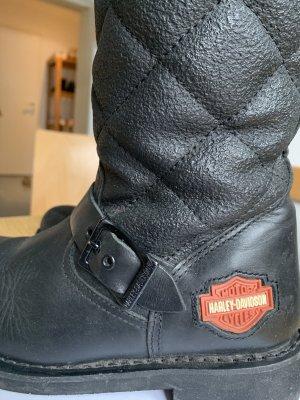 Harley Davidson Botas moteras negro
