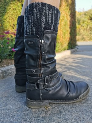 s.Oliver Winter Boots black