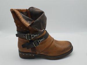 Boots western chameau