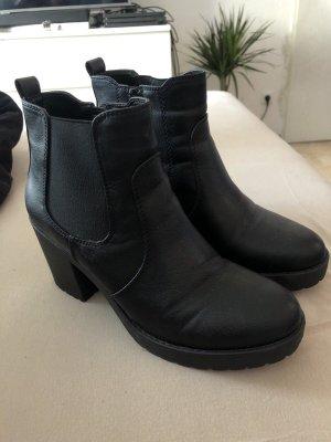 Damen Stiefeletten Chelsea Boots