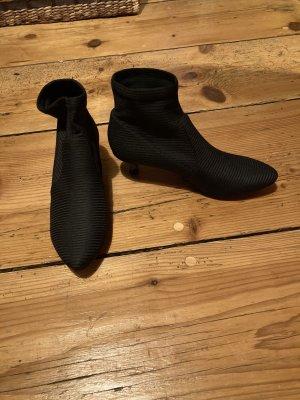 Katy Perry Wciągane buty za kostkę czarny