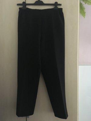 Damen Stoffhose schwarz Gr. XL