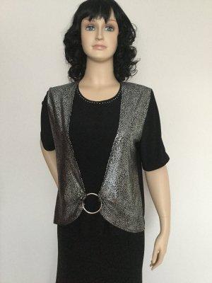 Damen Streich-Bluse von Elegance Gr.XL/XXL