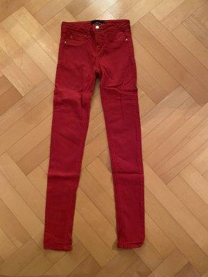 Tally Weijl Stretch Jeans red