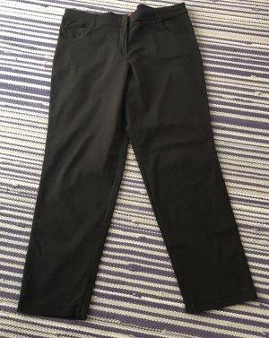 Biaggini Pantalon en jersey brun