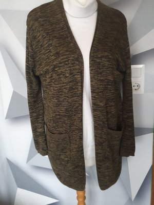 Athmosphere Cardigan anthracite-dark green