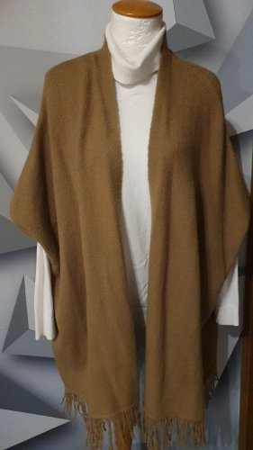 Atmosphere Poncho color bronce