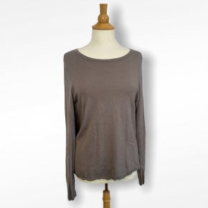 Damen Strick Pullover mit Wolle von Marco Polo Gr 40