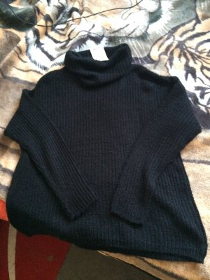 Colluseum Knitted Sweater black