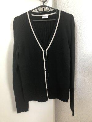 Biaggini Veste en tricot noir